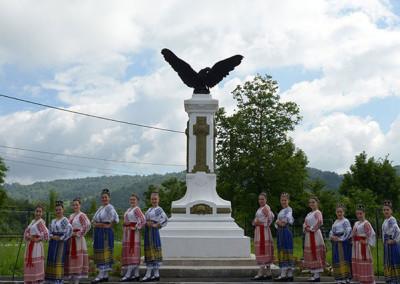 Monumentul Eroilor din Breaza de Jos