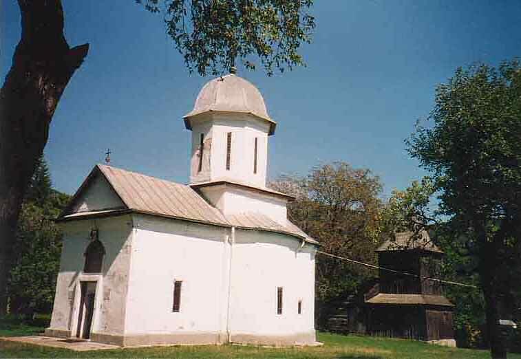 Biserica Schitul Lespezi