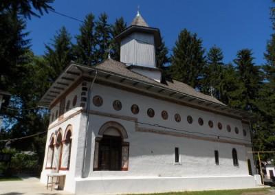 Biserica Sf. Nicolae – Breaza de Sus