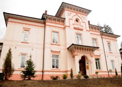 """Centrul Cultural ,,Carmen Sylva"""" – Sinaia"""