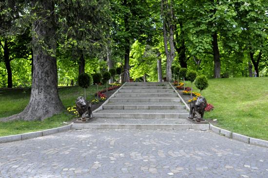 Parcul Dimitrie Ghica – Sinaia