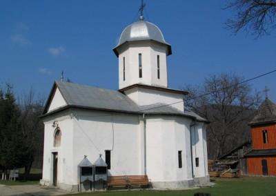 Biserica Schitul Lespezi – Posada
