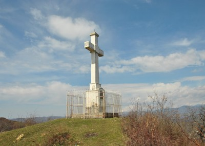 Gurga hill Cross