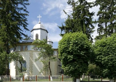 Capu Câmpului Church