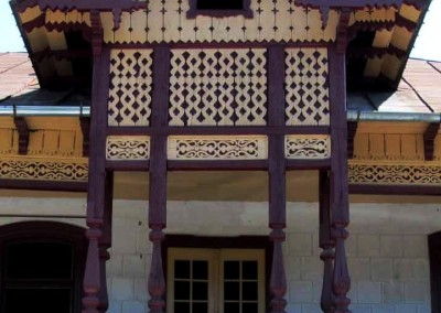 Casa cu prăvălie Bondoc Cod LMI – PH – II – m – B – 16369