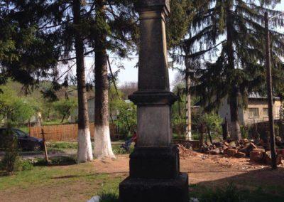 Monumentul eroilor din Valea Târsei