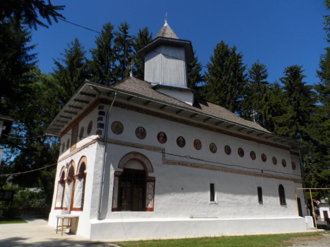 St. Nicolas Church – Breaza de Sus