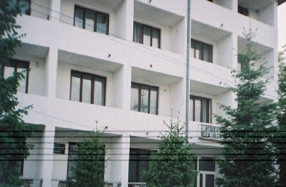 Hotel Aleea Nucilor