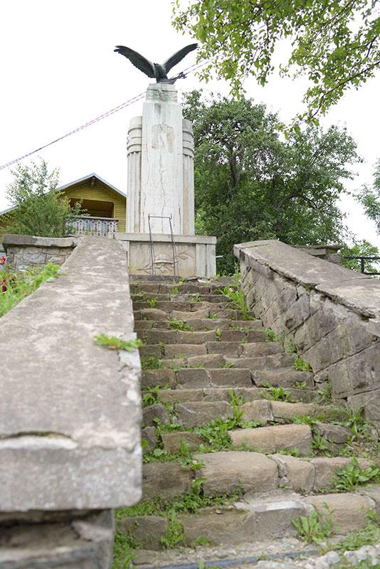 Gura Beliei Heroes' Monument