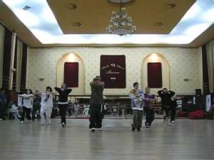 POZA STUDIO DANCE BARNA TARG