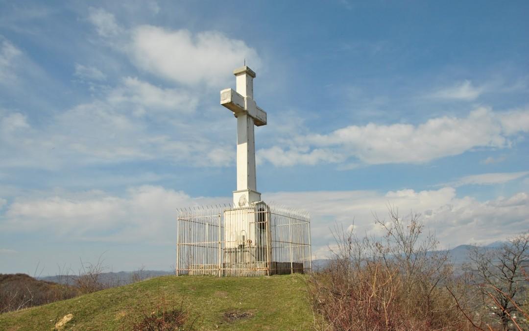 Gurga hill Cross