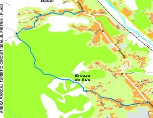 Traseu-Breaza-Plaiului-Talii
