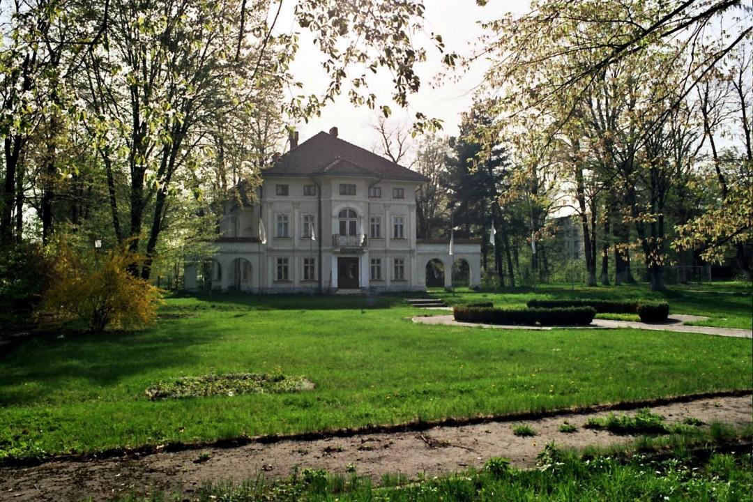 Bibescu-Brâncoveanu Manor House
