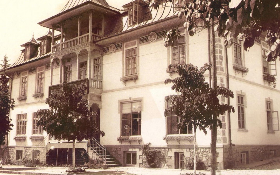 General Ion Manolescu Building