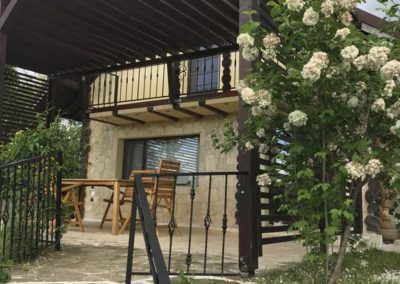 Cabana Breaza – SkyView Cottage