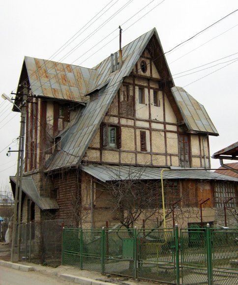 Casa g-ral Ceausu Cod LMI  PH-II-m-A-16374