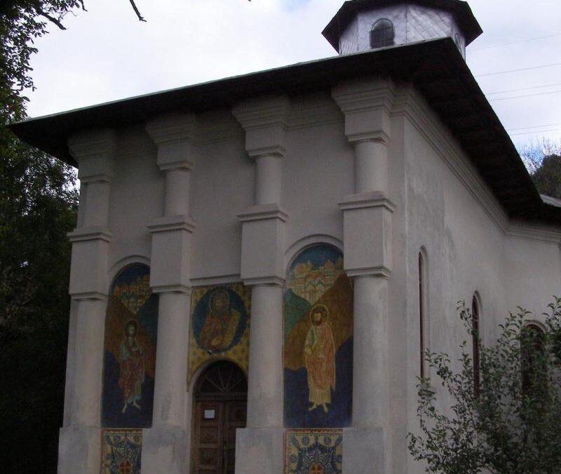 "Biserica ""Sfântul Prooroc Ilie Tesviteanul"" – Nistoreşti"