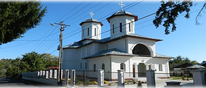 Biserica Naşterea Sfântului Ioan Botezătorul-  Podu Vadului